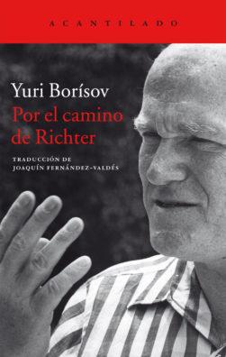 Cubierta del libro Por el camino de Richter