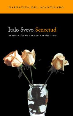 Cubierta del libro Senectud
