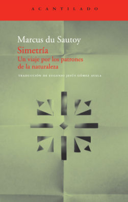 Cubierta del libro Simetría