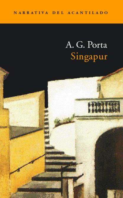 Cubierta del libro Singapur