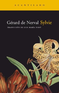 Cubierta del libro Sylvie