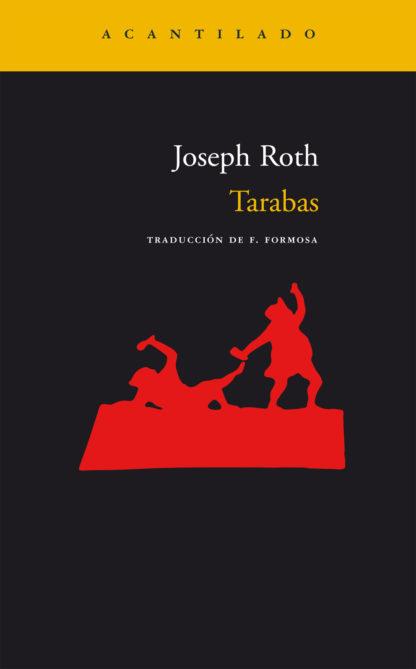 Cubierta del libro Tarabas