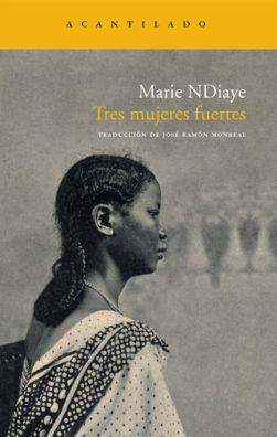 Cubierta del libro Tres mujeres fuertes