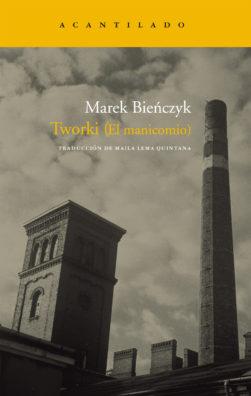 Cubierta del libro Tworki (El manicomio)