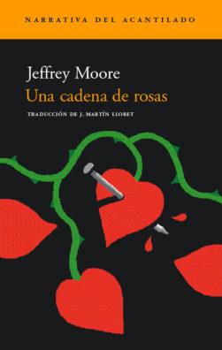 Cubierta del libro Una cadena de rosas