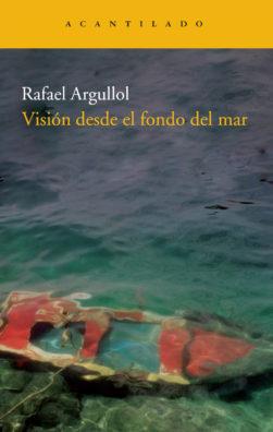 Cubierta del libro Visión desde el fondo del mar