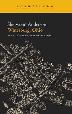 Cubierta del libro Winesburg