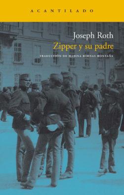 Cubierta del libro Zipper y su padre